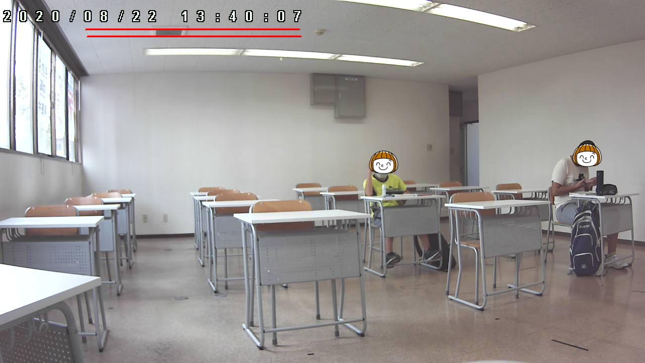 0822自習室