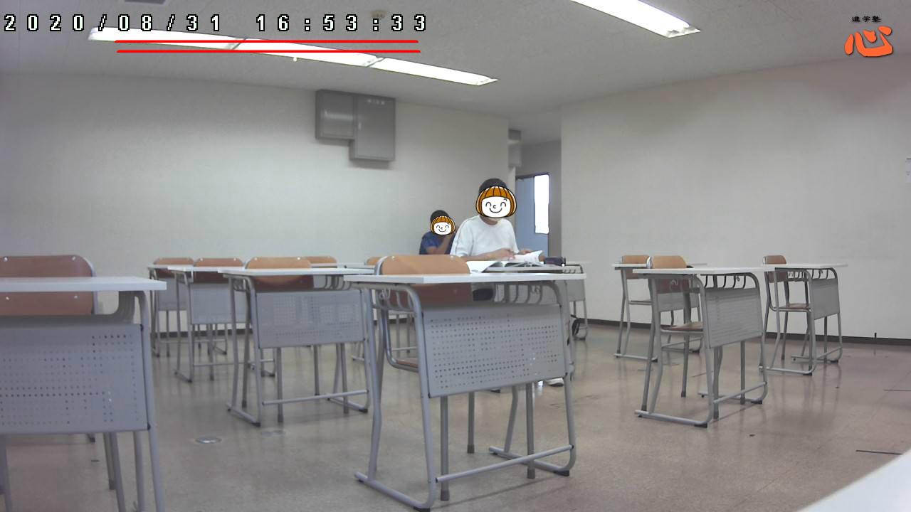 0831自習室