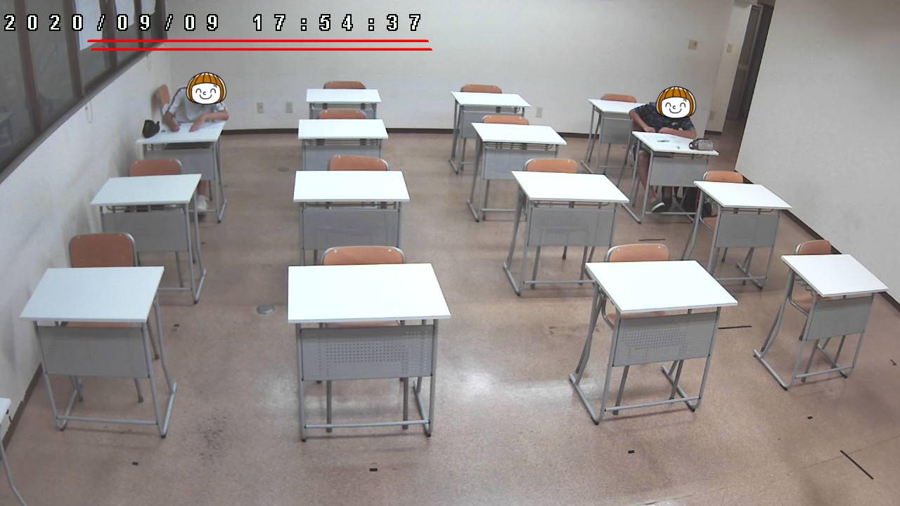 0909自習室