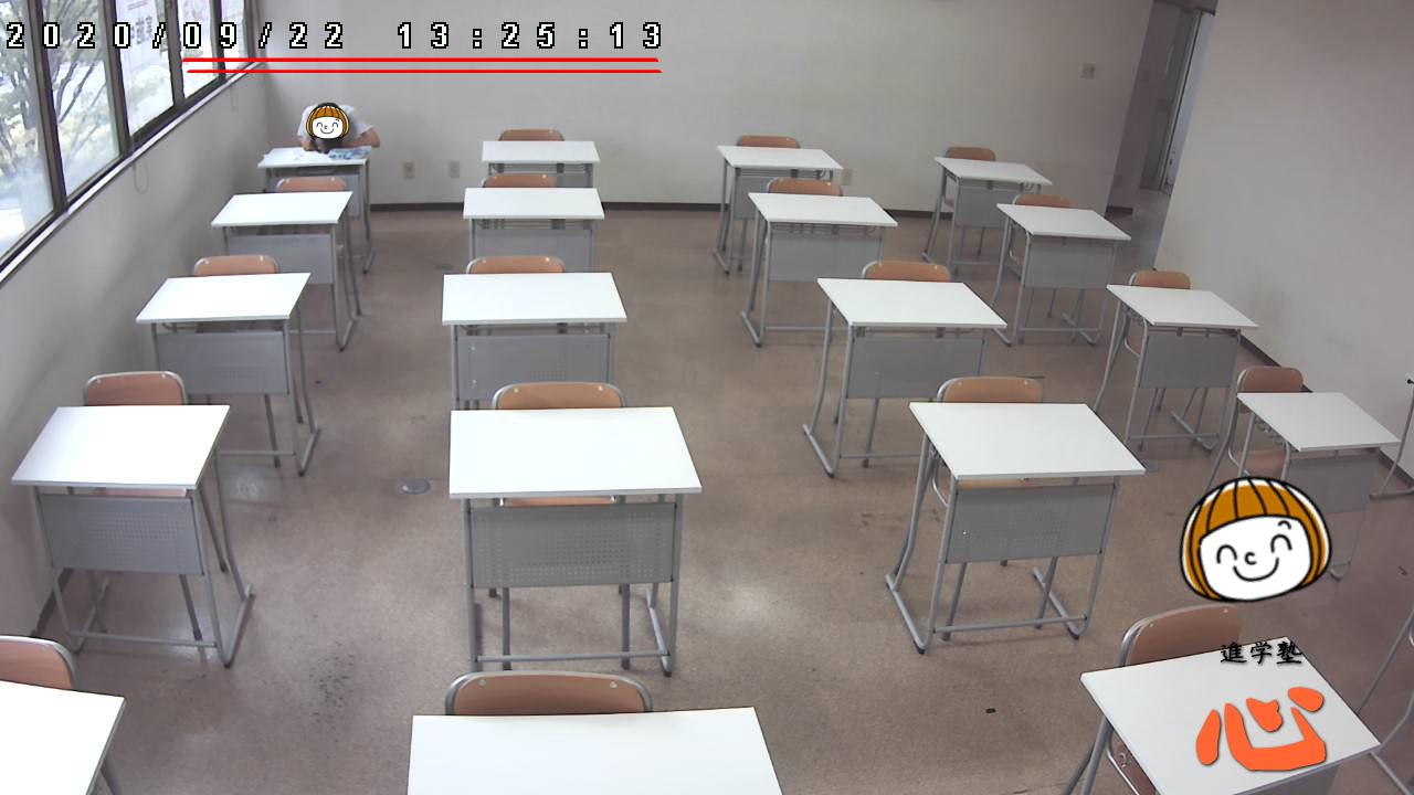 0922自習室