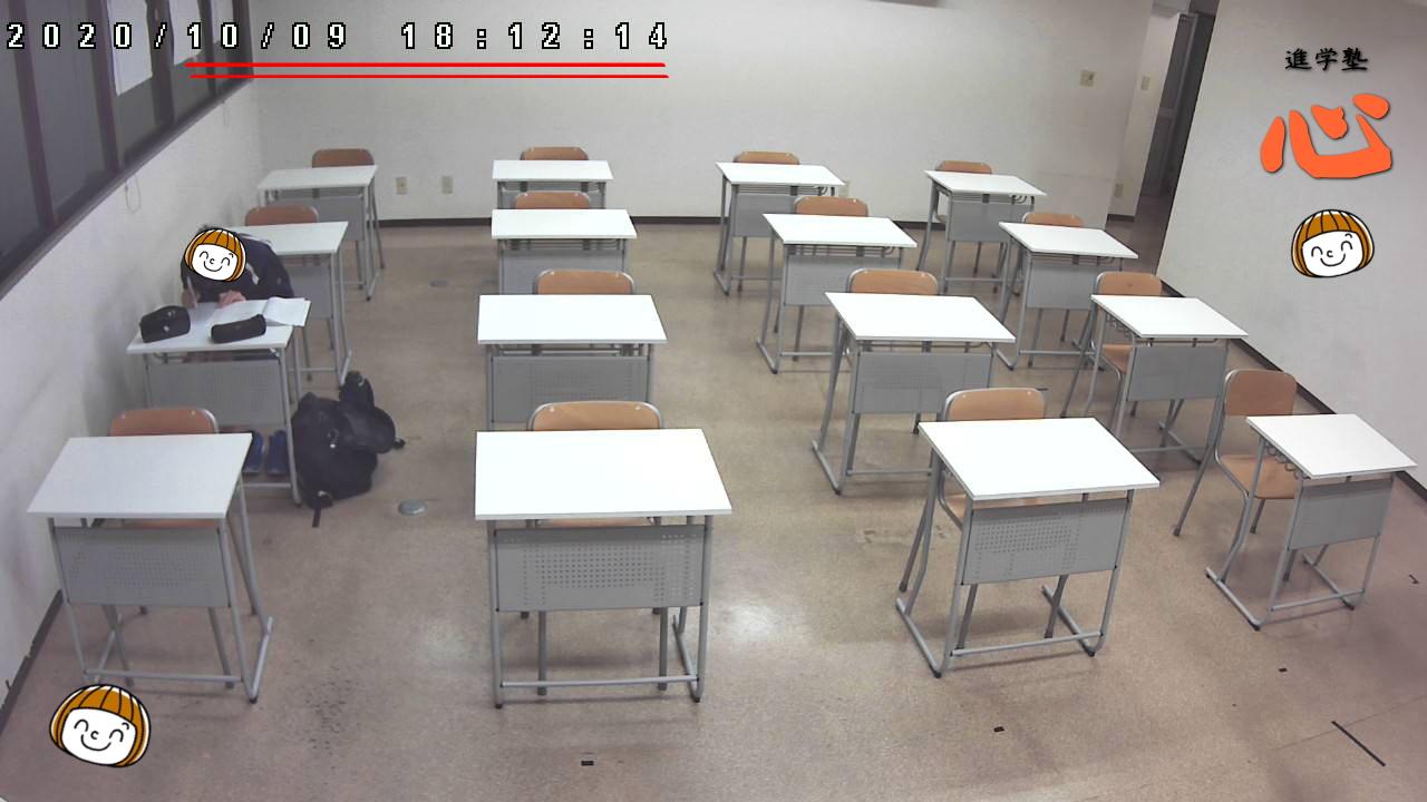 1009自習室