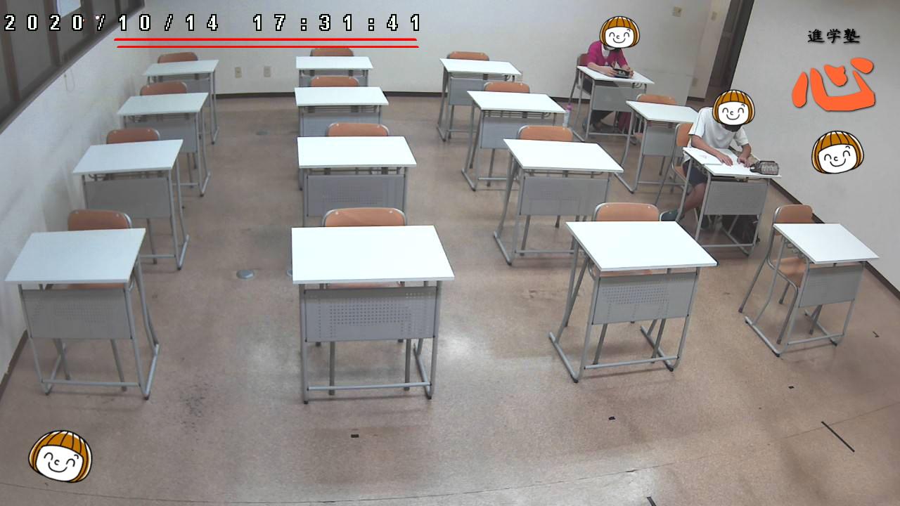 1014自習室
