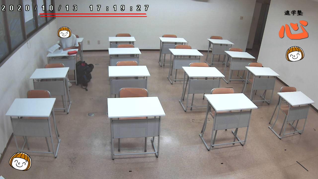 1013自習室