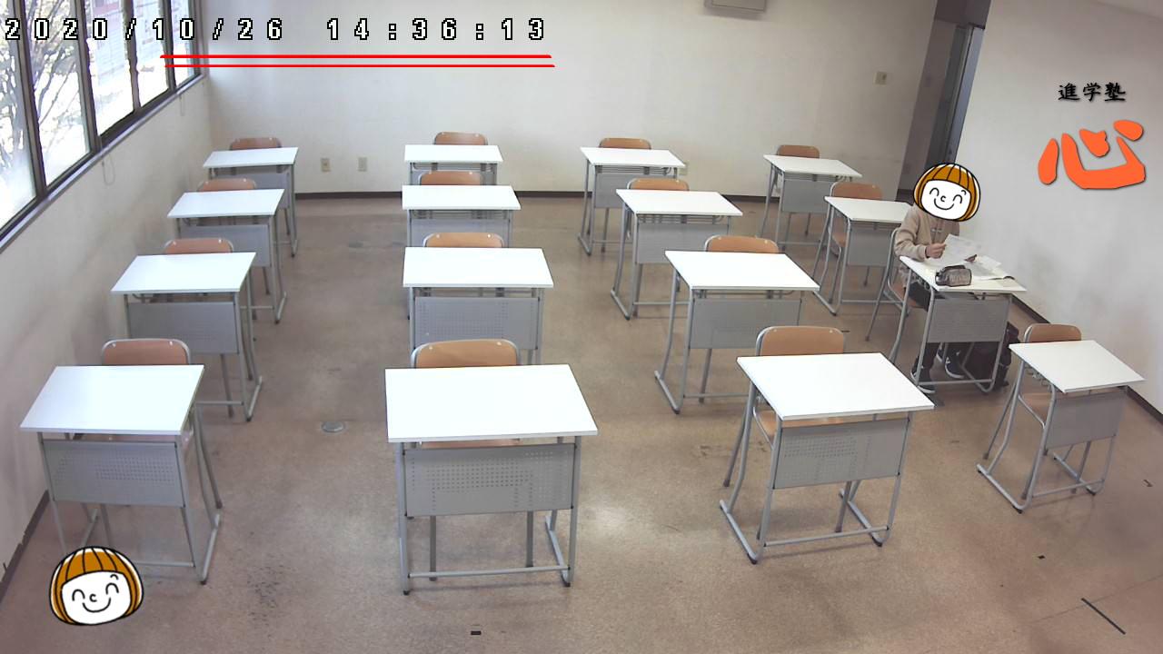 1026自習室