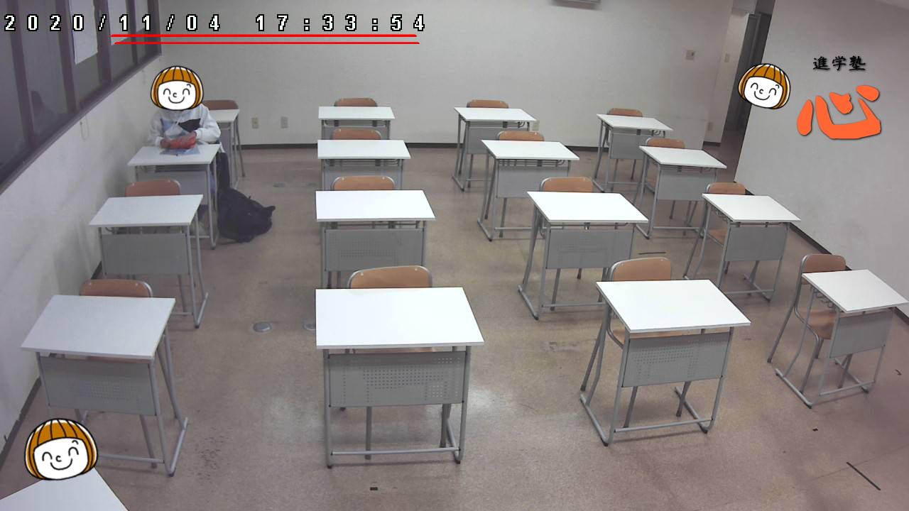 1104自習室