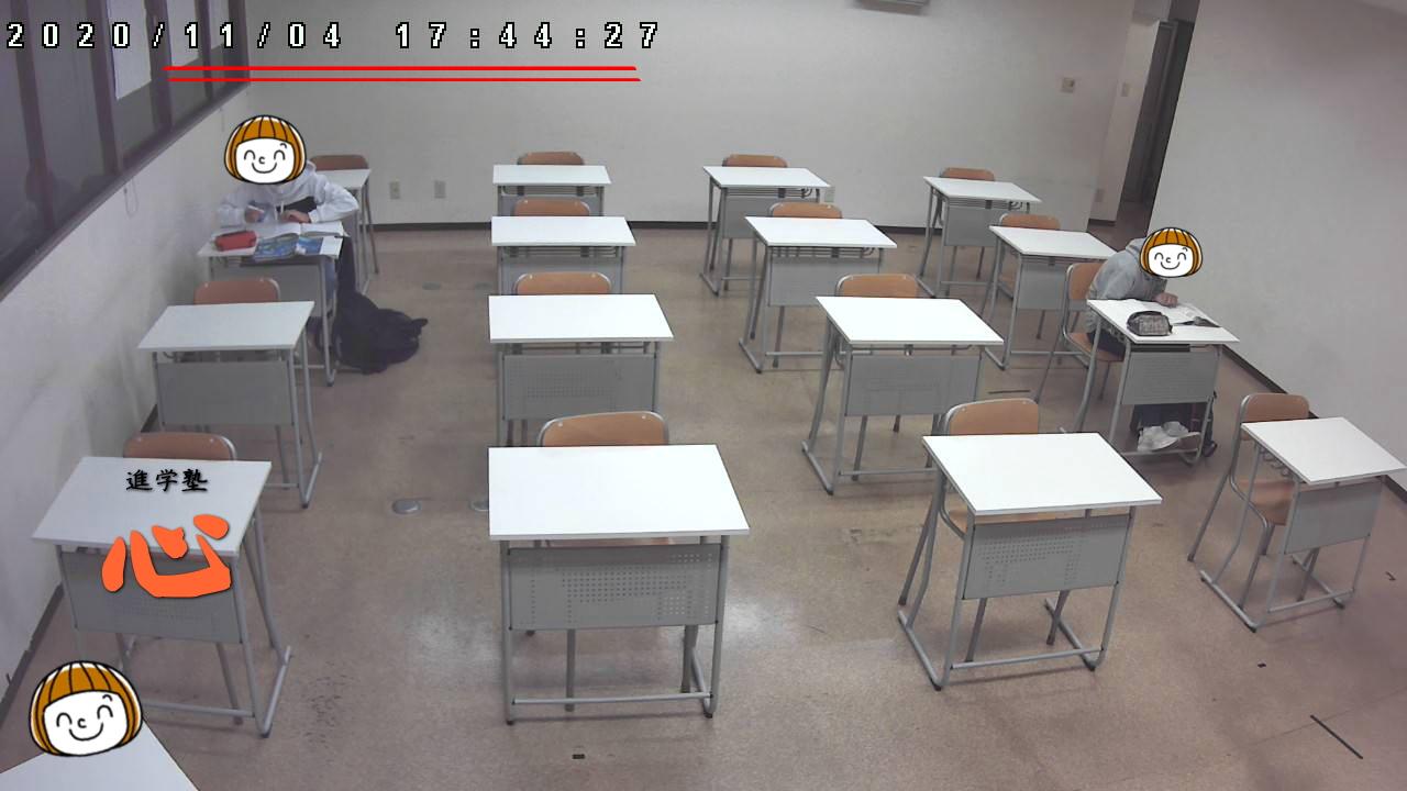 1104自習室②