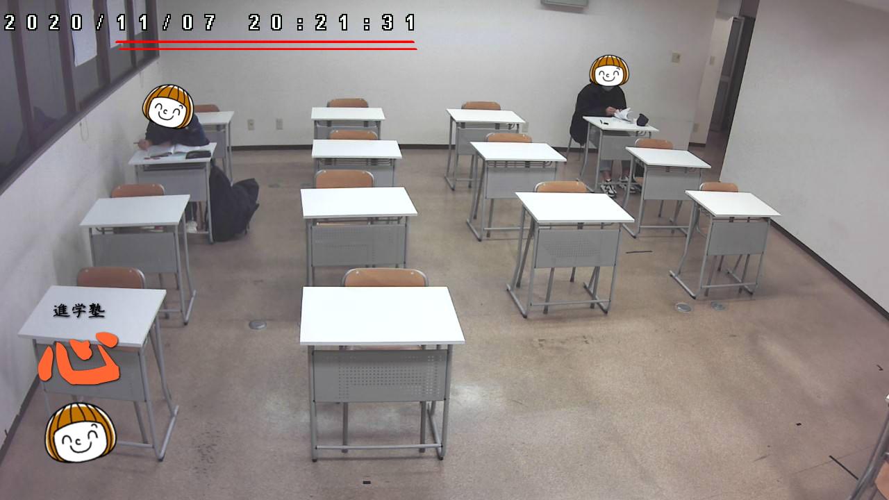 1107自習室4