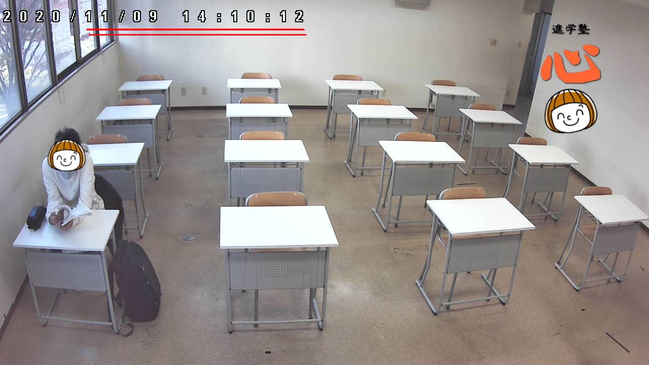1109自習室