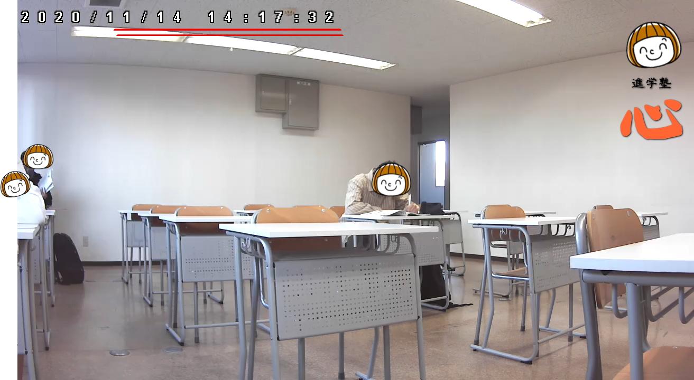 1114自習室