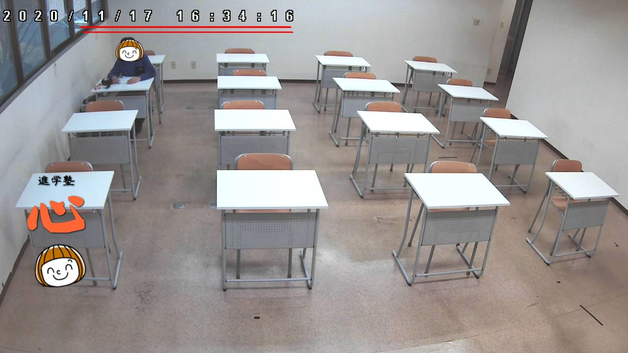 1117自習室①
