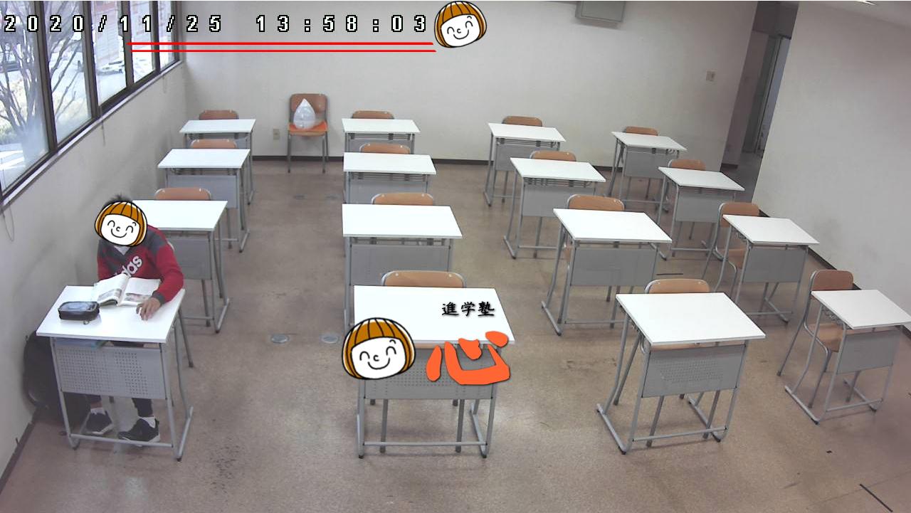1125自習室①