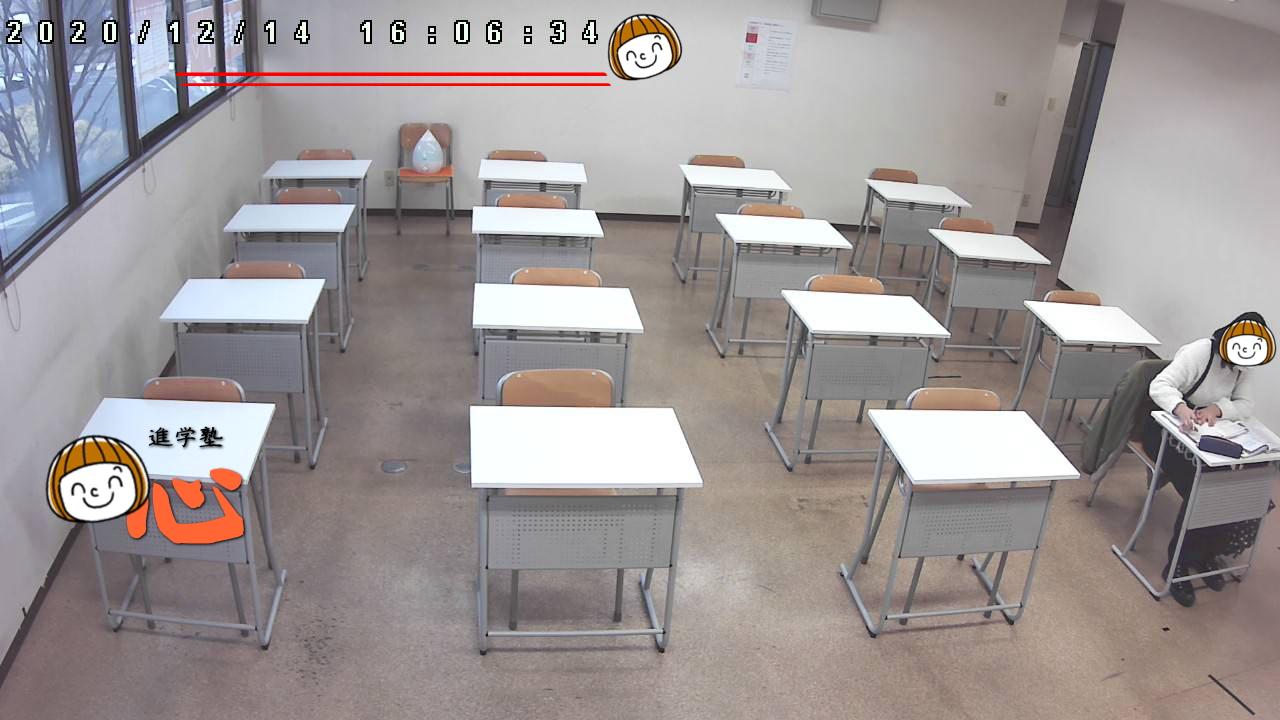 1214自習室