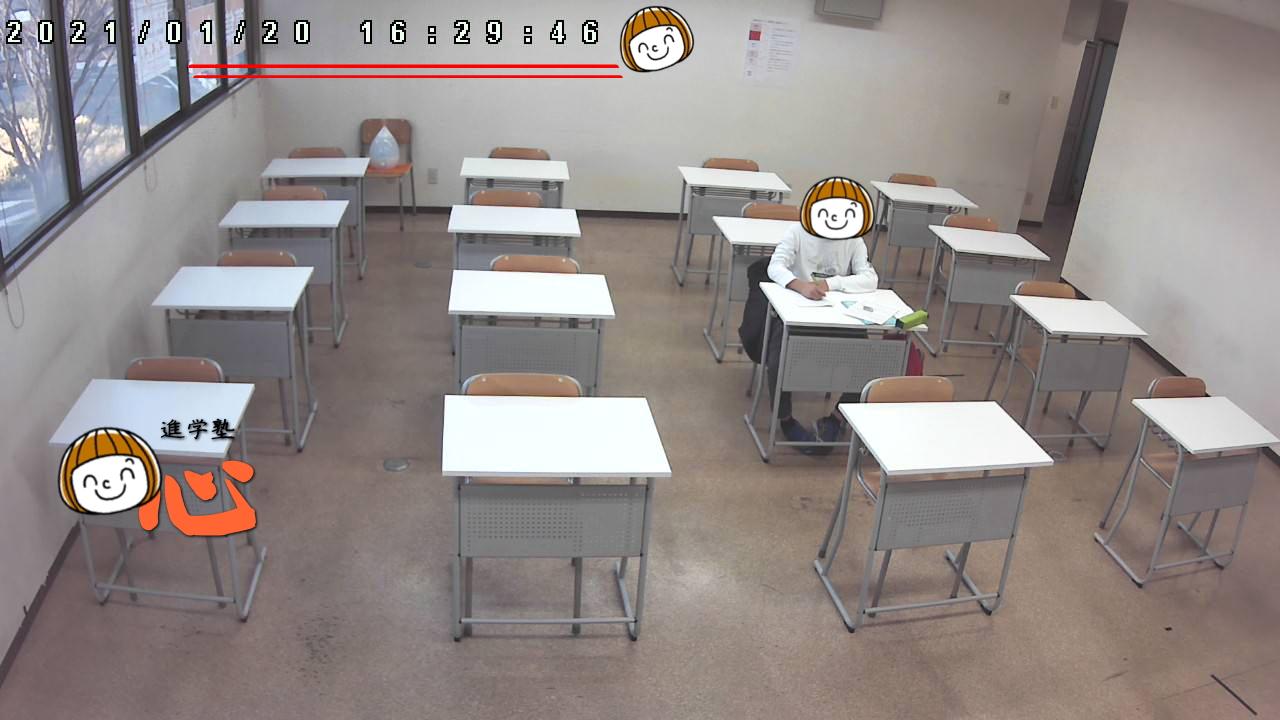 20210120自習室