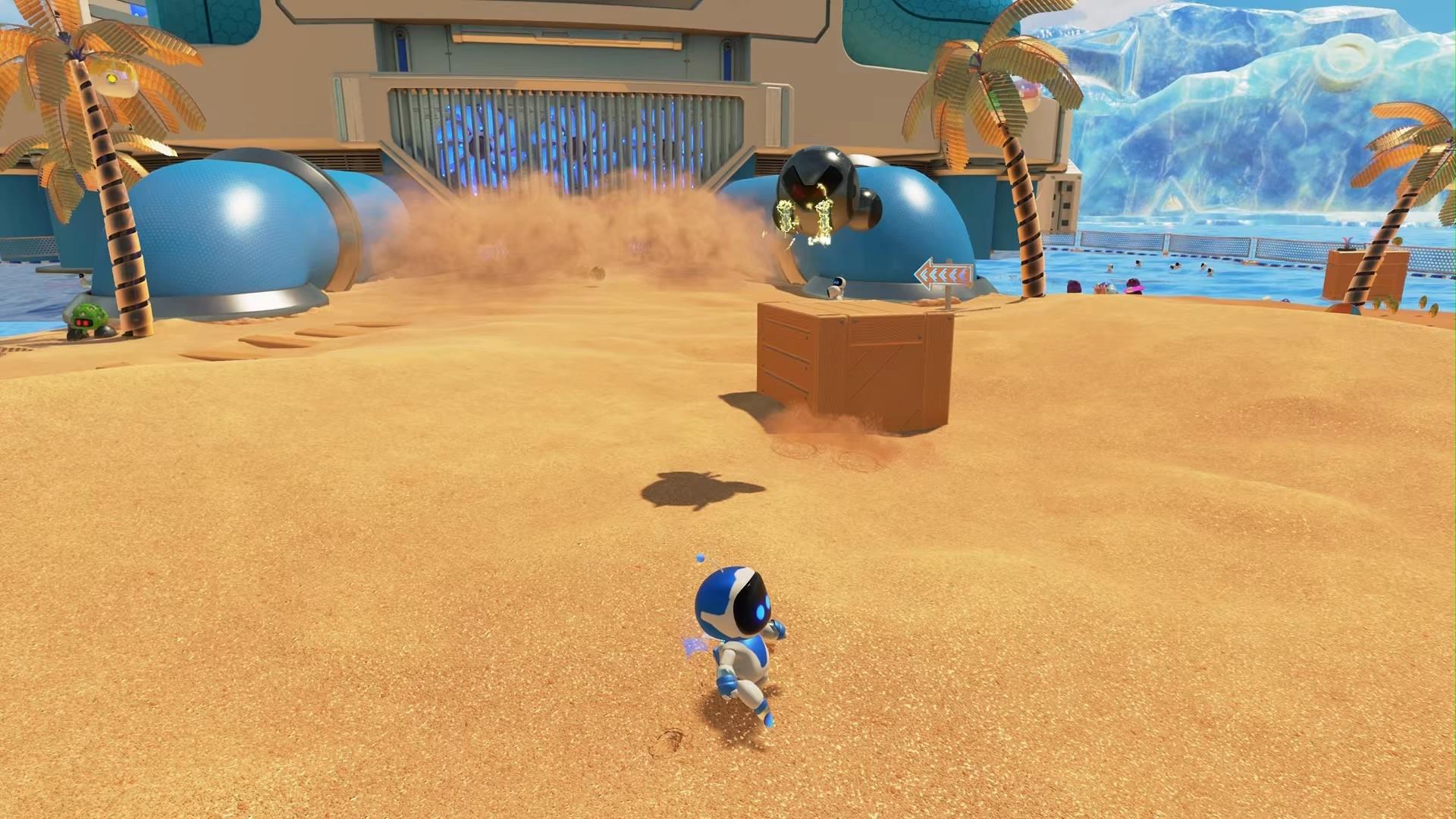 Astros Playroom® ビッグファンビーチ-2