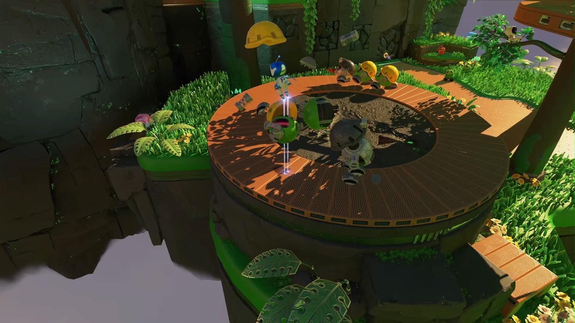 Astros Playroom® レンダーの森-3