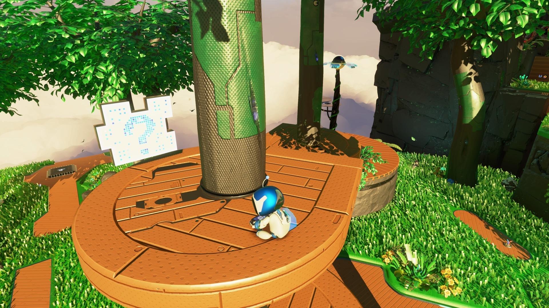 Astros Playroom® レンダーの森-6