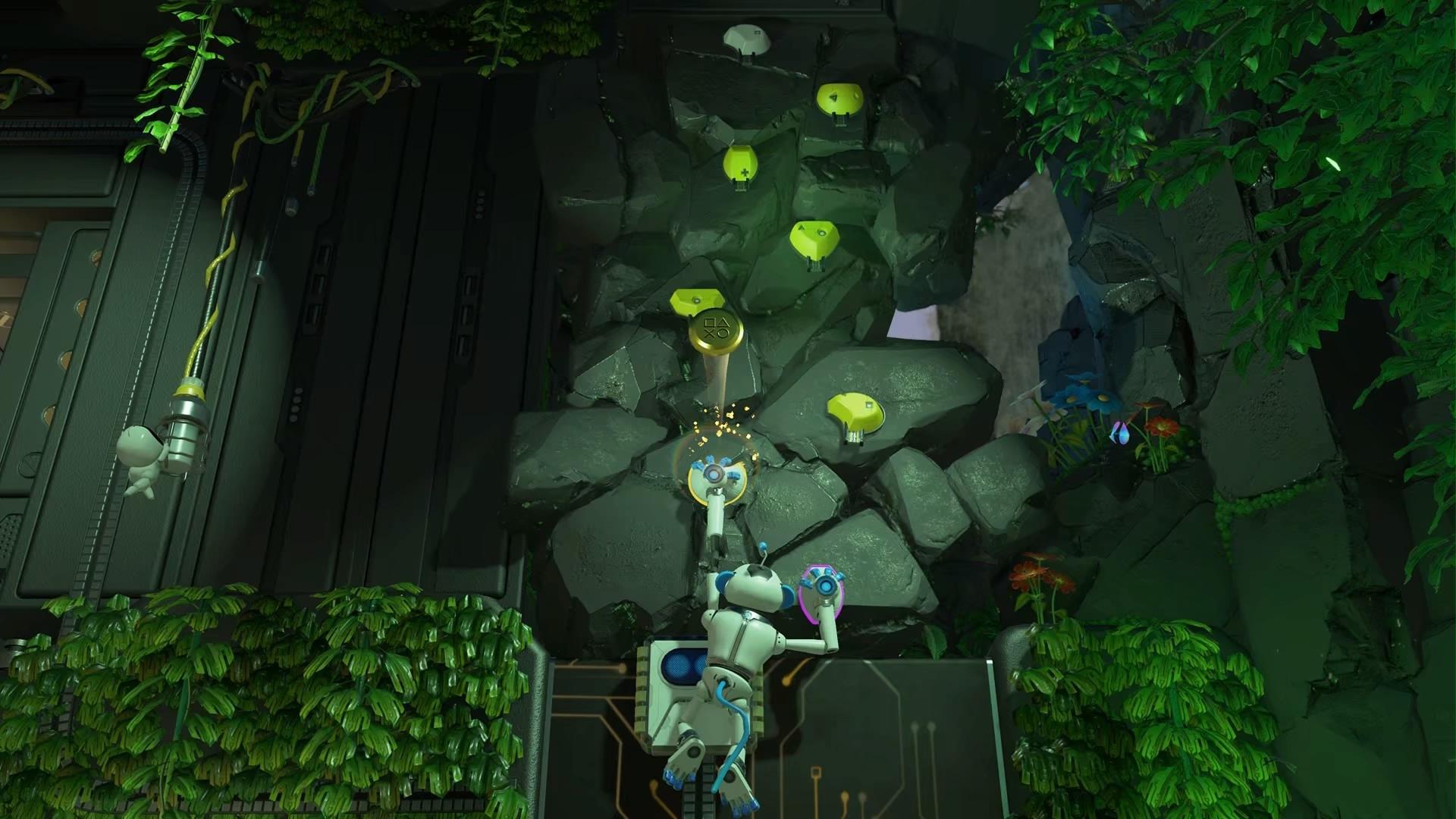 Astros Playroom® テラフロップ岩壁-1