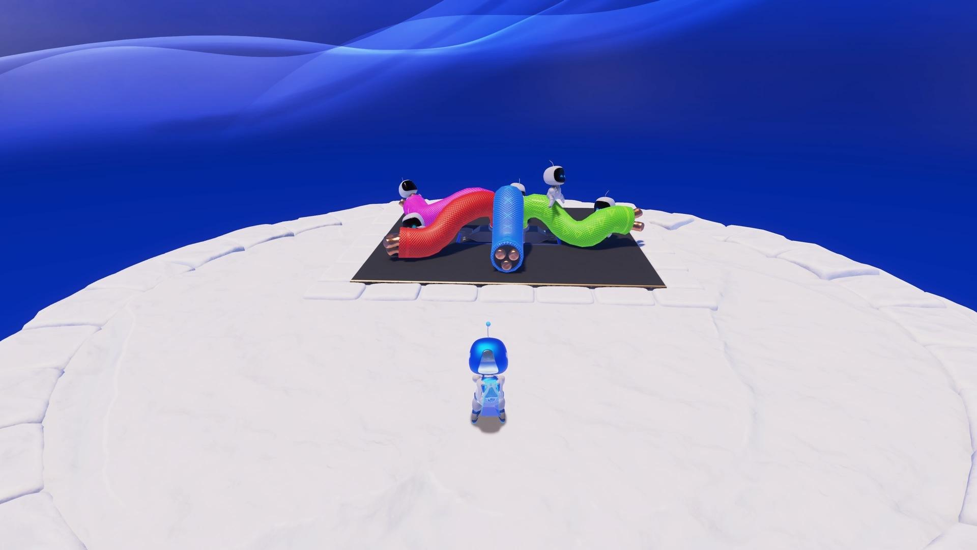 Astros Playroom® マザーボード山脈-4