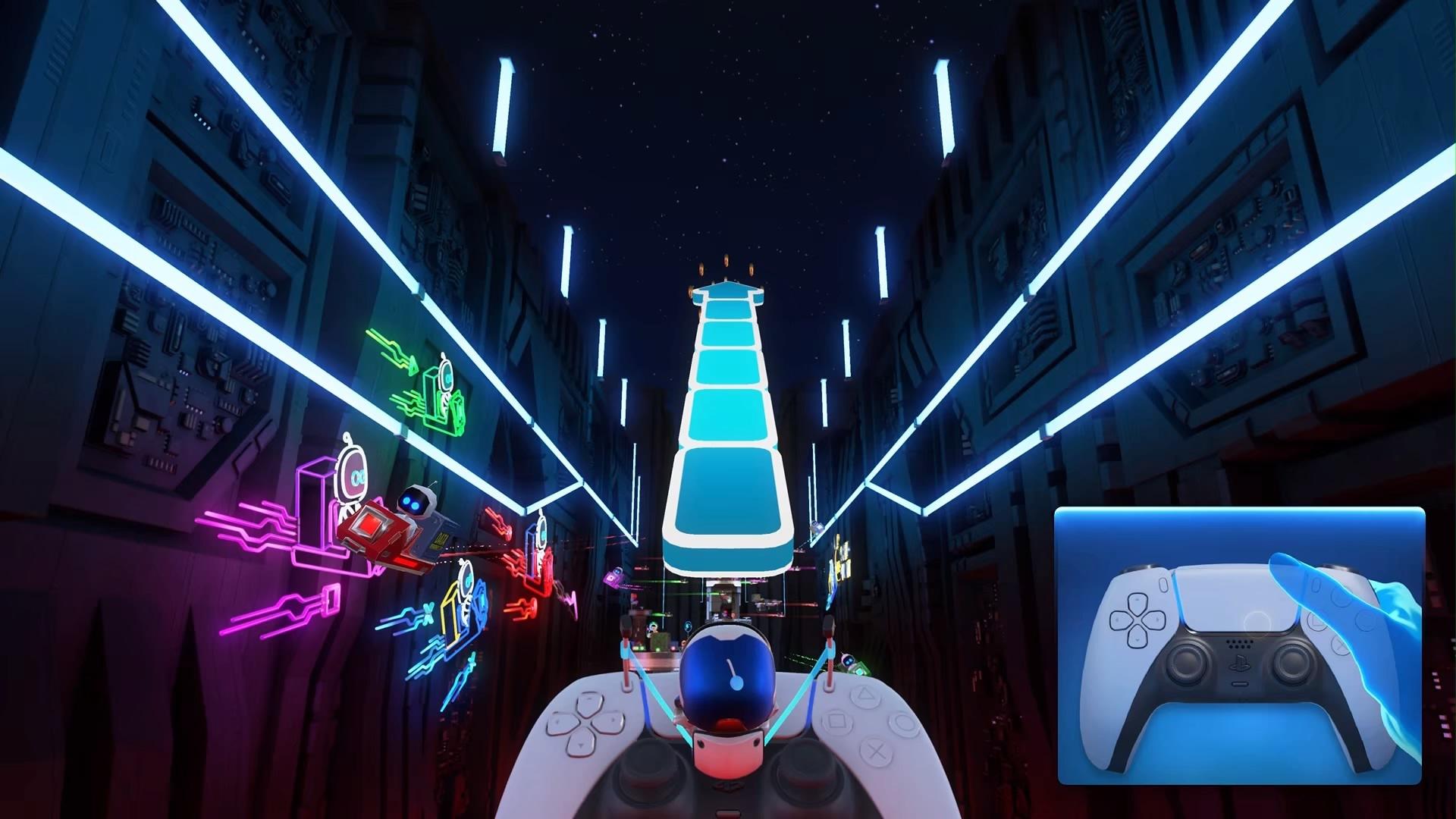 Astros Playroom® データビット発射場-1