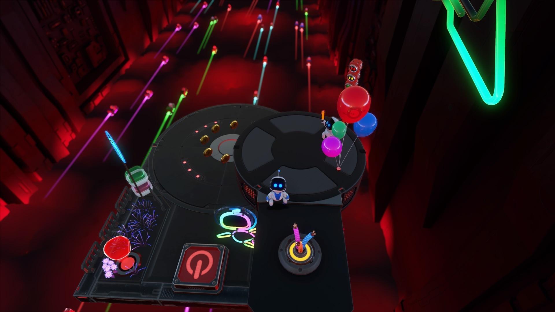 Astros Playroom® データビット発射場-3