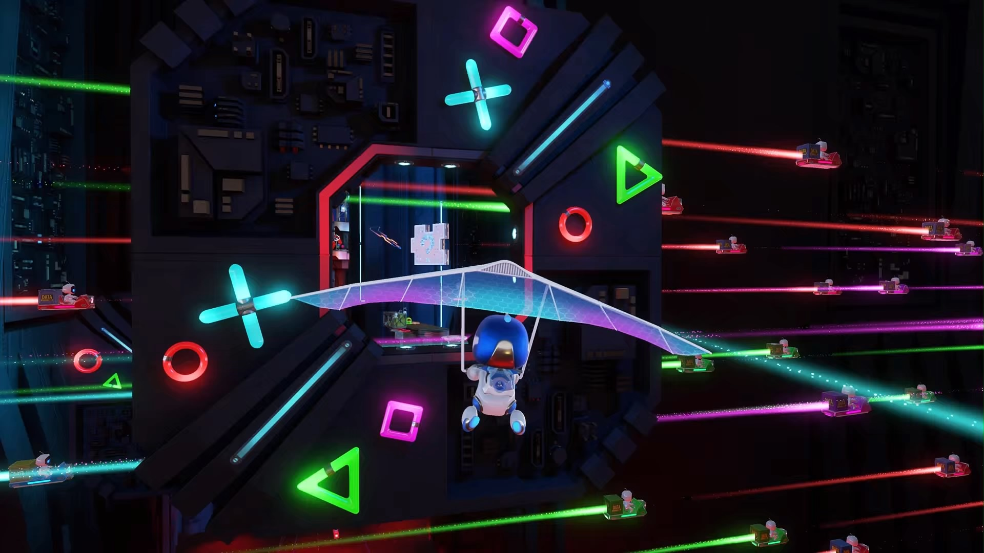 Astros Playroom® データビット発射場-6