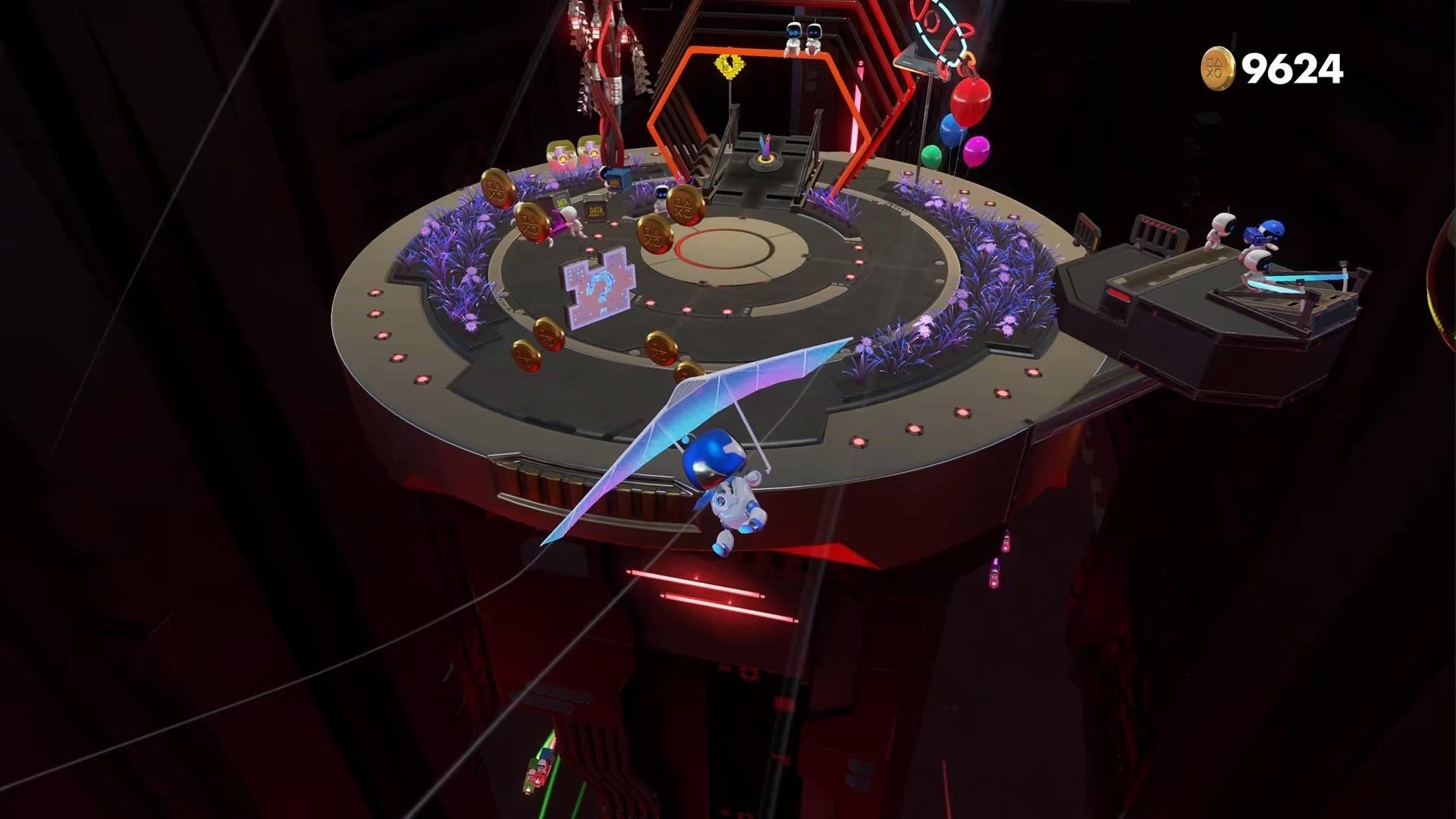 Astros Playroom® データビット発射場-7