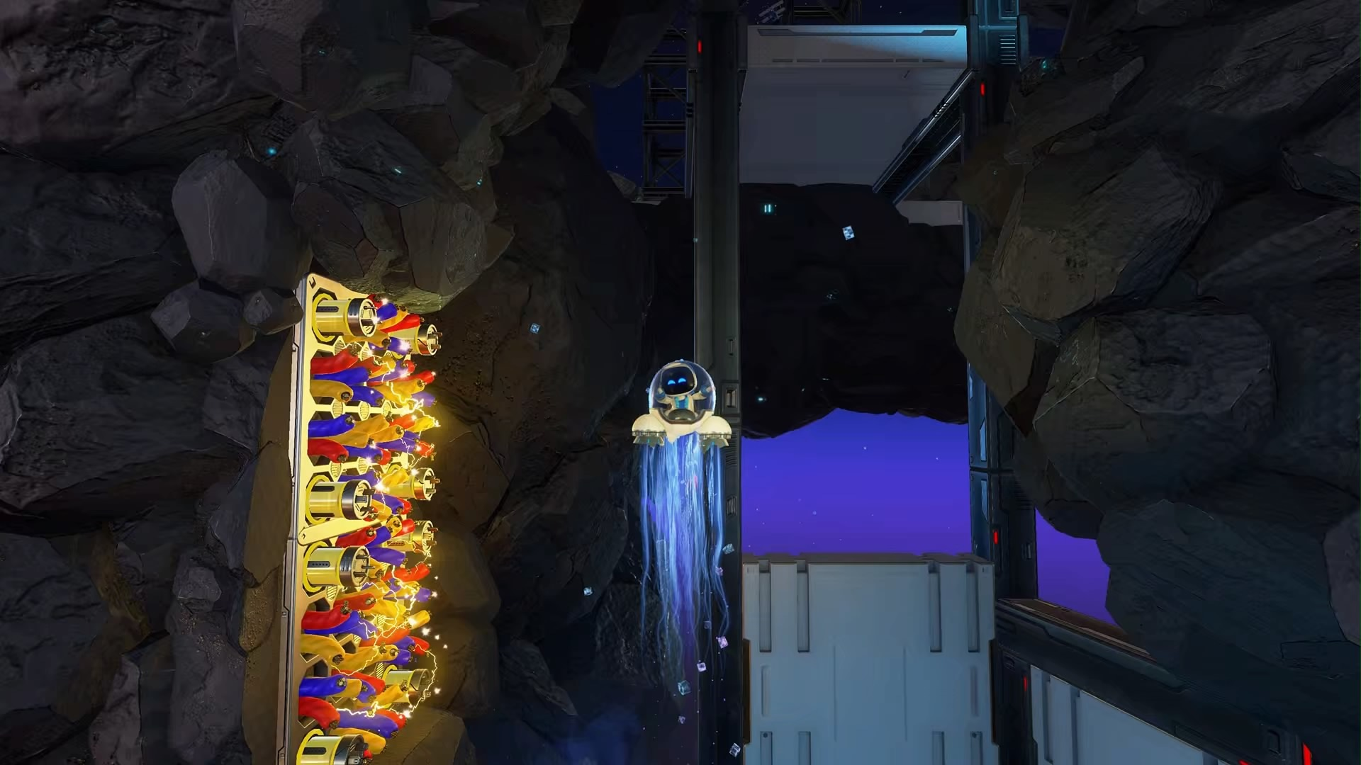 Astros Playroom® スループット宙域-1