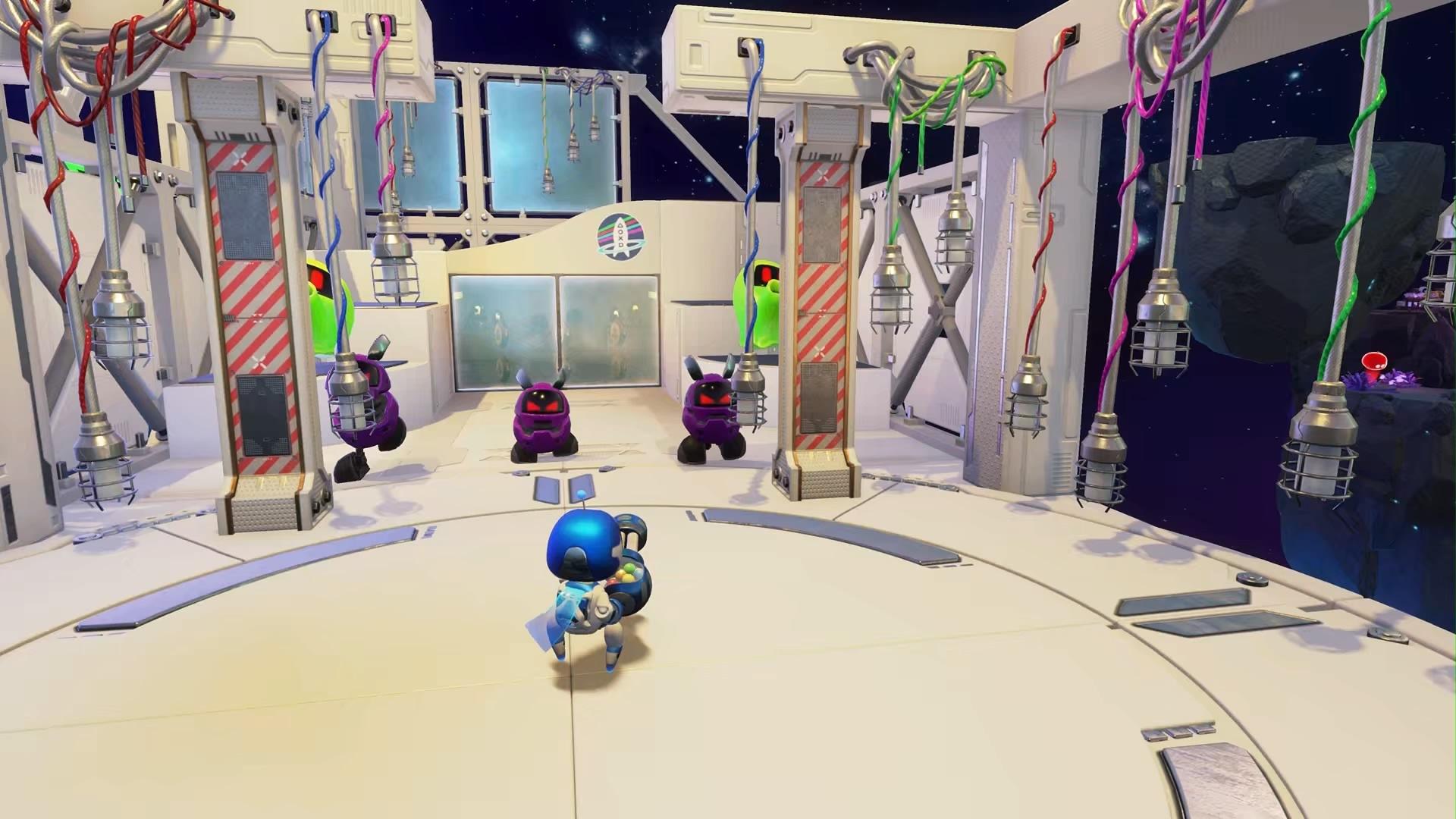 Astros Playroom® データスペース探査基地-1