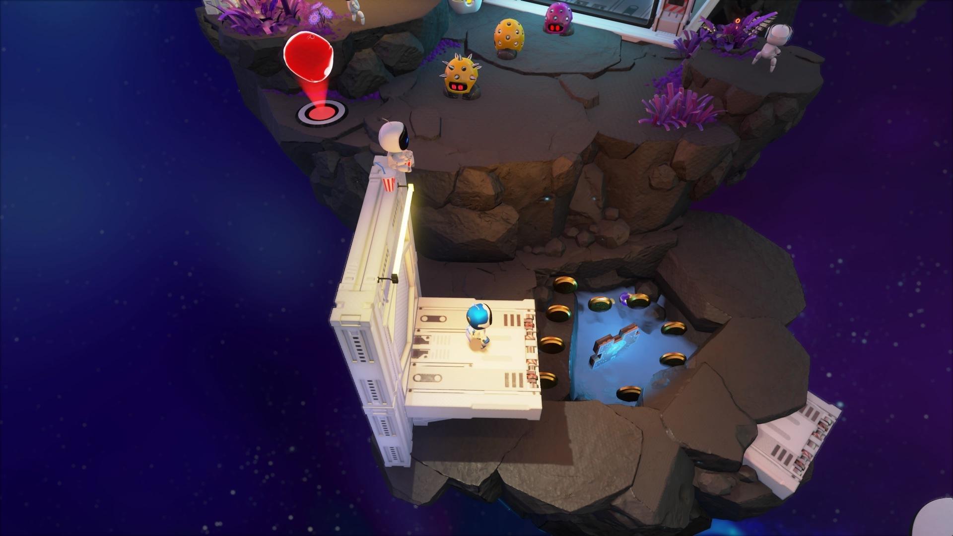 Astros Playroom® データスペース探査基地-7