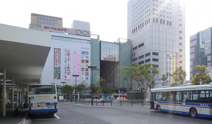 川崎駅東口ルフロン