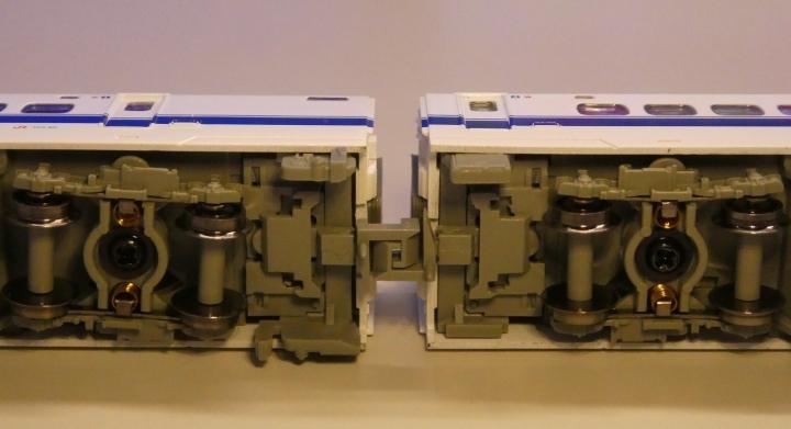 MicroAce 300系連結部