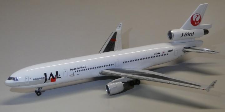 JAL旅客機コレクション No.15 MD-11