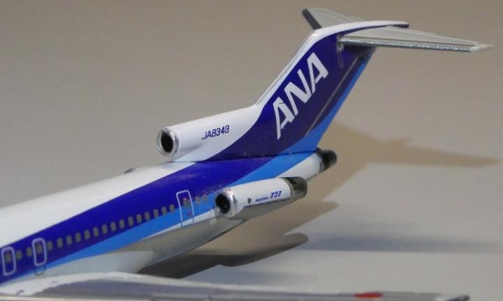 ボーイング727 ANA機