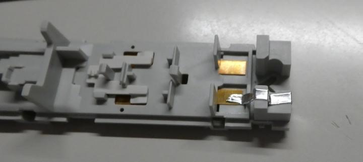 MicroAce East-i通電カプラー化改造