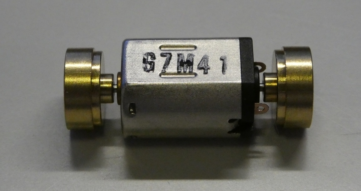 tomix 0627 M-9モーター(TYPE7)