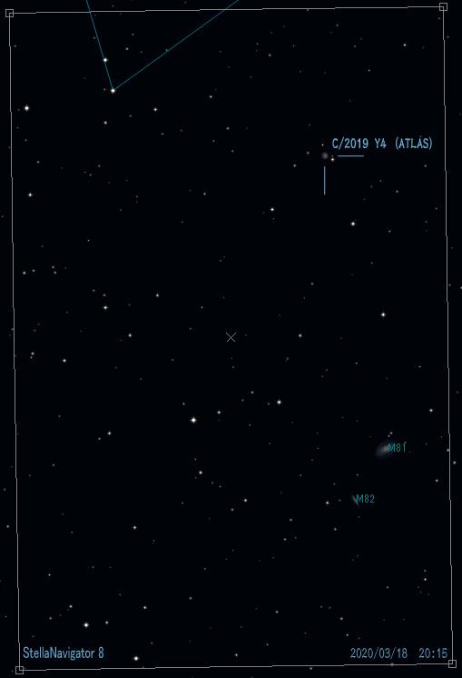 20200318 アトラス彗星位置-2
