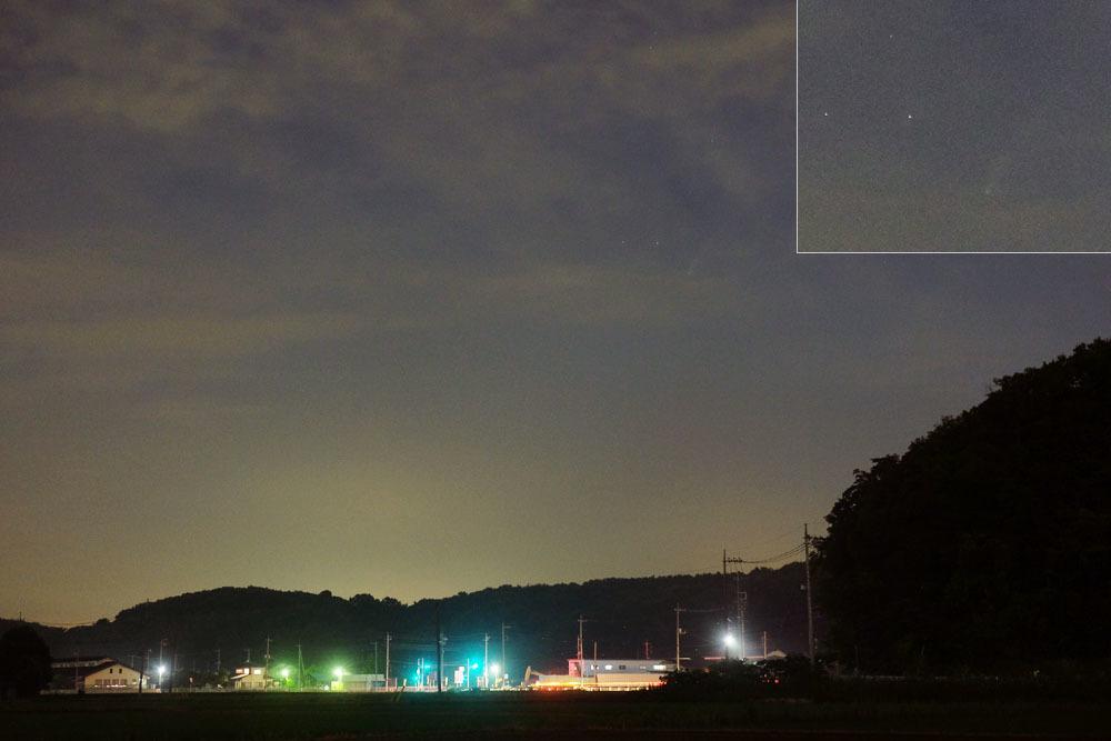 20200718-7 ネオワイズ彗星