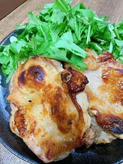 鶏モモグリル焼き