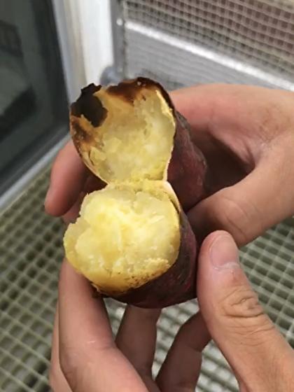 サツマイモが美味しかった