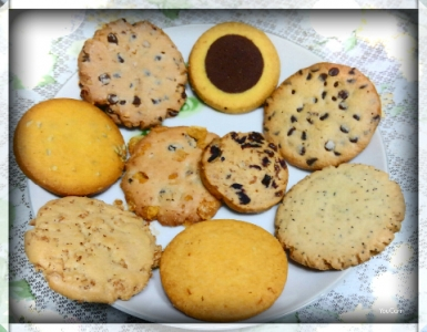 ステラおばさんのクッキー1 2020年11月