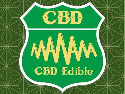 manana blog/マニャーナの取扱う CBDが配合された食品、CBD Edible、CBDエディブル menu