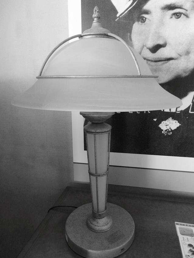 ランプとヘレンケラー