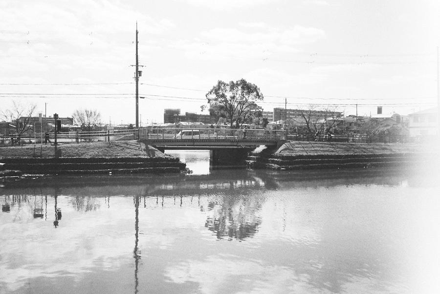 消失する橋