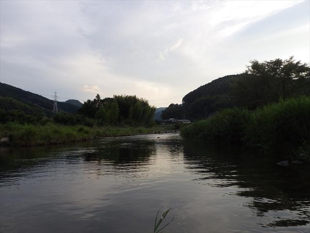 祓川 ホタルの里公園上流域