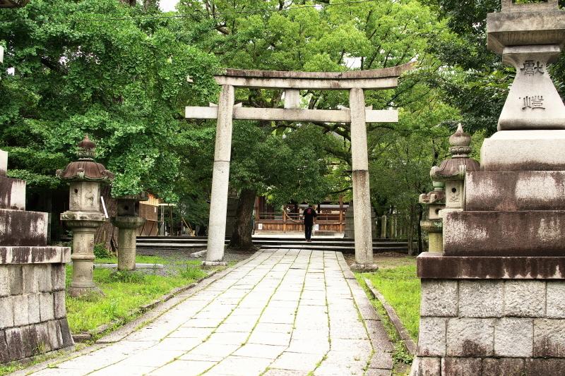 藤森神社 (1)