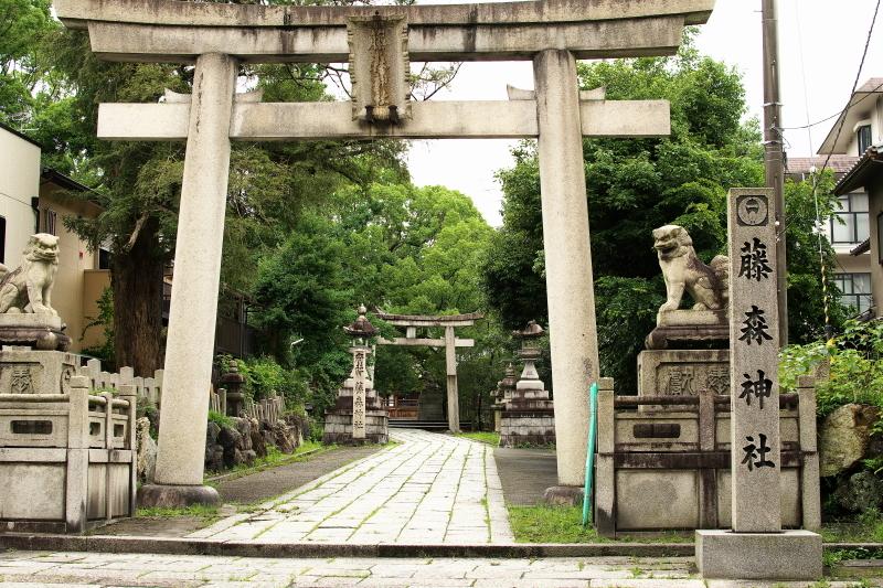 藤森神社 (2)