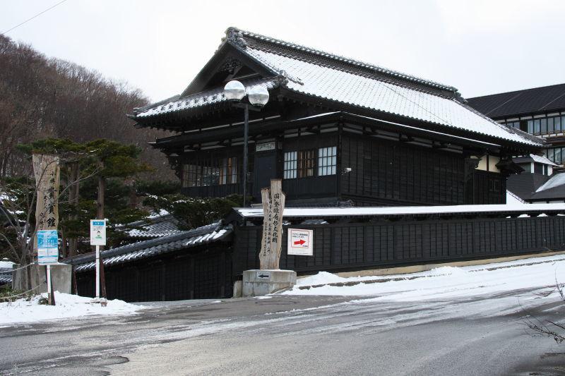 旧青山別邸 (2)