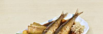 魚の煮付けA