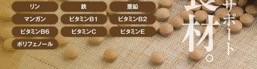 金の菊芋に含まれる栄養素B