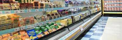 食品や飲料を販売するスーパーのイメージB